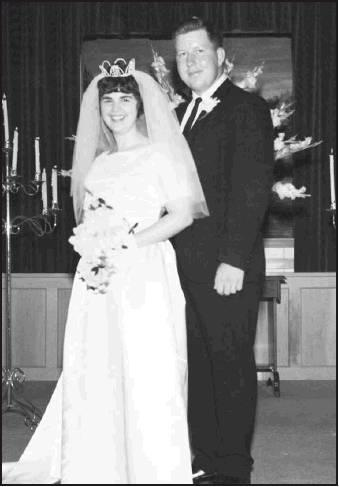 Upon returning from Korea in June of 1966, Gary Pohlman married his wife Judy Lundeen.