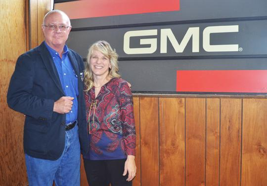 Charlie and Elaine Bowers are the new owners of the former Beloit Motor Company, 221 E. Main, now named Beloit Buick GMC. They are also 31 year owners of Concordia Auto Mart.
