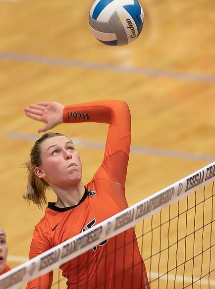 Beloit High School senior, Shea Larson, earns 3A 2020 KVA All-Star honors.