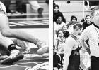 Harris ends at National wrestling level
