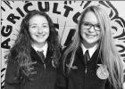 Emmot and Shaffer are FFA National finalists